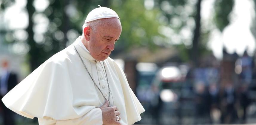 El Papa Francisco llamó a construir una economía más justa