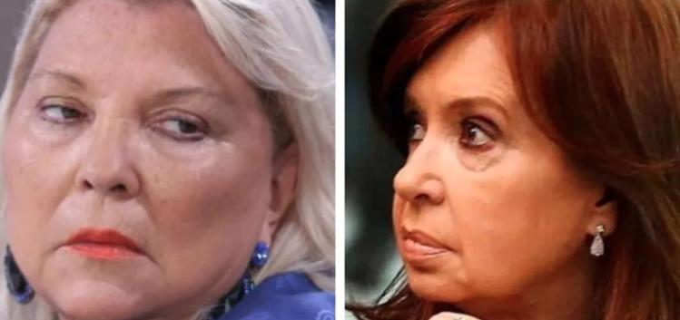 """Elisa Carrió denunció a Cristina por un """"golpe al Poder Judicial"""""""