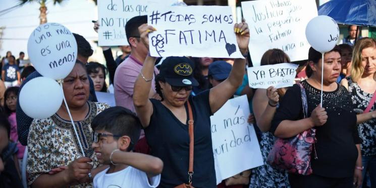 Asesinato y tortura de Fátima, nena de 7 años, conmocionó México