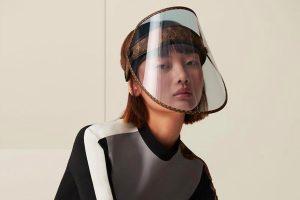 Louis Vuitton sacó a la venta un protector facial exclusivo