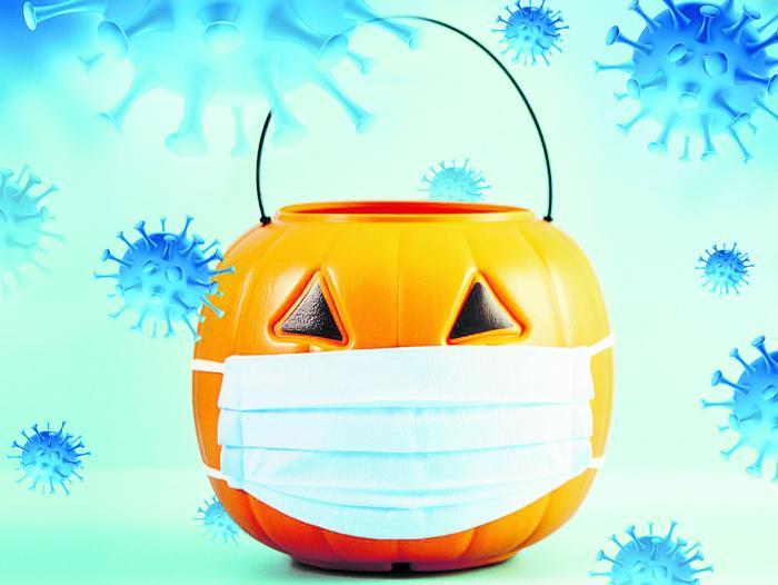 halloween en pandemia