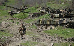 """Nagorno Karabaj: Bachelet pidió que """"cese el fuego urgente"""""""