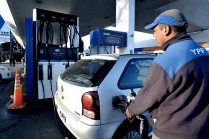 precio de los combustibles