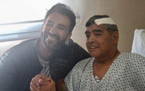 "Matías Morla: ""Diego está entero, hay Maradona para rato"""