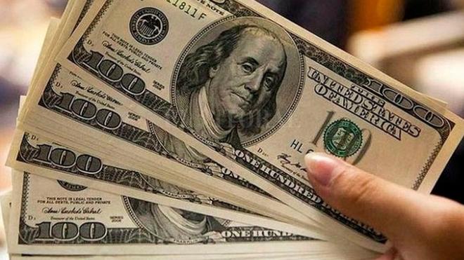 dolar oficial