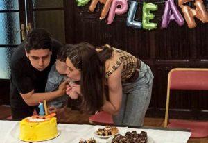 Matías Capeluto usó su oficina para celebrar cumpleaños en plena pandemia