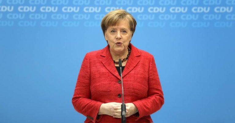 Angela Merkel dejará la Cancillería de Alemania tras 16 años de mandato