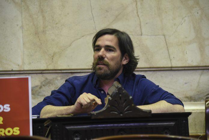 Nicolás del Caño criticó la gestión del Frente de Todos