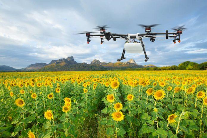 Drones para Agricultura en el Análisis de Suelos y Cultivos