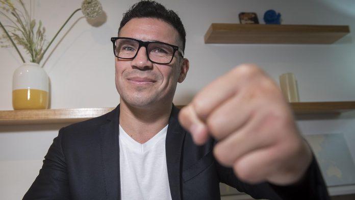 Maravilla Martínez asegura tener afecto por los boxeadores ingleses